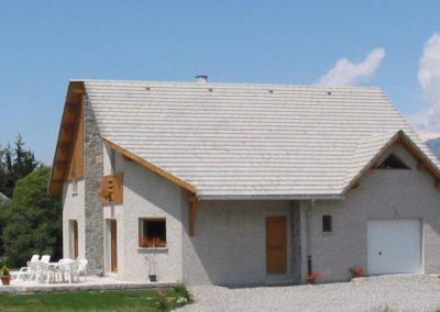Borel Joël-Maçonnerie et rénovation dans les Hautes-Alpes