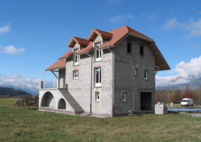 Borel Joël-Maçonnerie et rénovation à Forest St Julien
