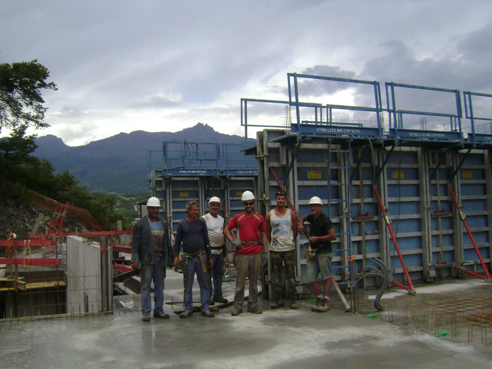 Ouvrier maçon Hautes-Alpes